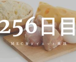MEC食ダイエット256日目